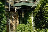 入户花园简约北欧风格点缀的花园效果图大全
