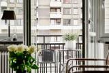 家居45平米黑白北欧小公寓装修效果图