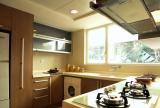 宜家整体厨房装修效果图片效果图
