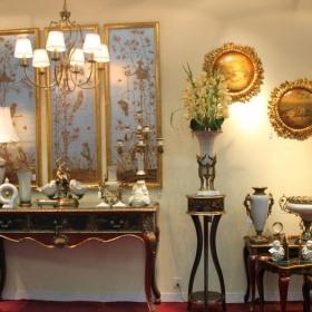 欧式古典创意家居饰品图片效果图