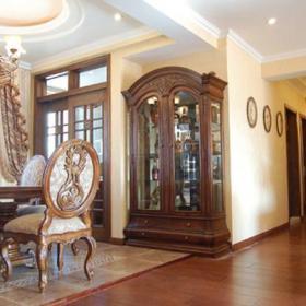 吊頂歐式古典風格餐廳裝修圖片效果圖大全