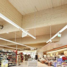 简约风格超市装修图片效果图欣赏