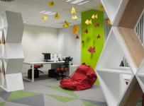 现代风格办公室隔断装修图片现代风格办公椅图片装修效果图