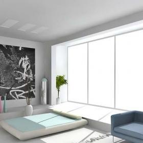 卧室卧室背景墙小卧室起居室布置图效果图
