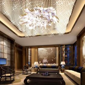 5星级酒店起居室设计高清图欣赏效果图大全