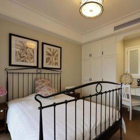 140平米以上混搭風格公寓混搭臥室設計效果圖