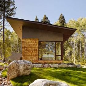 美式乡村风格客厅3层别墅卧室温馨露台阳光房装修效果图
