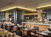 新中式风格西餐厅装修图片新中式风格餐台图片效果图大全