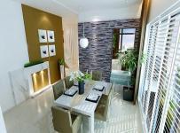 装饰画餐台餐桌餐椅餐厅背景墙现代简约风格餐厅装修效果图现代简约风格餐桌椅图片