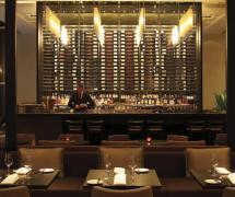 家具餐椅工装餐台现代简约风格酒店就餐区装修图片装修效果图