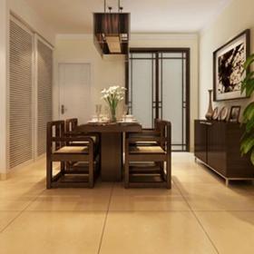 裝飾畫家居擺件餐臺餐邊柜新中式家具110㎡背景墻110㎡二居新中式風格餐廳背景墻裝修效果圖新中式風格
