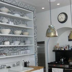 公寓新古典風格復式富裕型140平米以上燈具海外家居效果圖