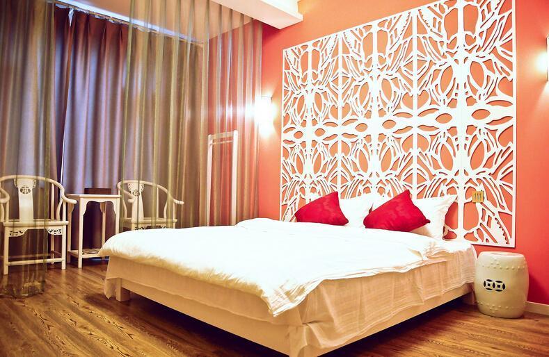 新中式风格酒店装修图片效果图大全