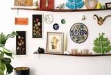 最新普通家庭各種歐式玄關照片墻繪的家庭裝飾設計欣賞裝修效果圖