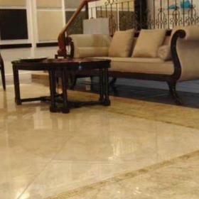 客廳地面瓷磚效果圖