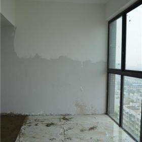 客房外部地面贴砖效果图