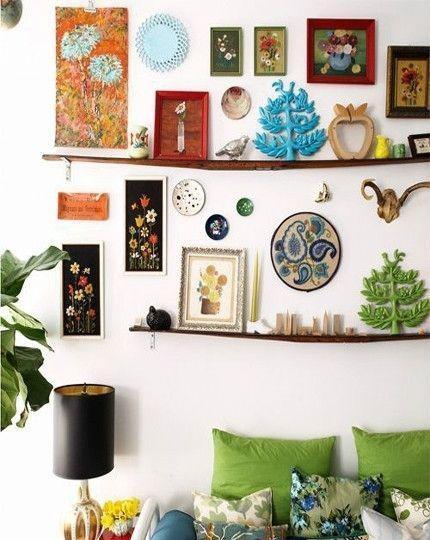 最新普通家庭各种欧式玄关照片墙绘的家庭装饰设计欣赏装修效果图