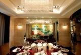 吊顶背景墙欧式吊顶餐厅背景墙简欧风格餐厅装修图片效果图大全