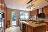 美式风格厨房整体橱柜?#35745;?#35013;修效果图