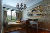 家居收纳背景墙家居收纳卧室背景墙欧式风格卧室装修效果图