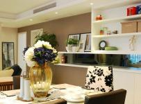 家居收納現代簡約風格餐廳裝修圖效果圖大全