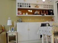 酒柜家居收納現代簡約餐廳裝修圖效果圖大全