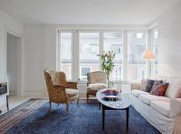 复古混搭小清新 老家具提升北欧艺术品味