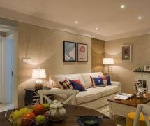 65平美式家居 精致小户型
