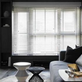 120平现代小户型家装设计效果图案例