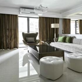 現代簡約家裝住宅設計圖片