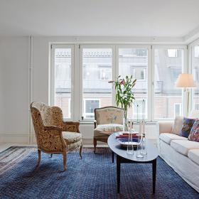 復古混搭小清新 老家具提升北歐藝術品味