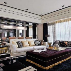 248平歐式四居裝修案例大全