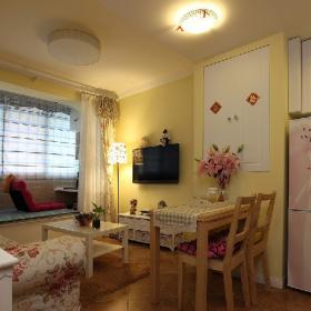 梁志远导入超小户一室多用 19款全开放式客厅集锦