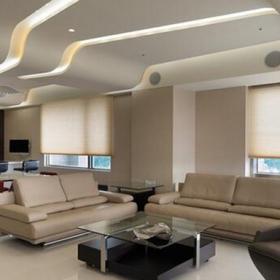 現代設計四居裝修效果案例賞析