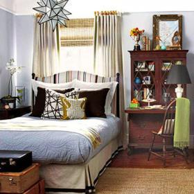 巧用小装饰 10个小卧室变身大牌范