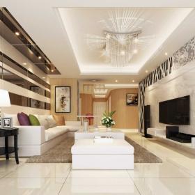 簡約時尚設計四居室圖片