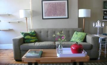 小户型省钱装修范本 5万搞定70平两居室
