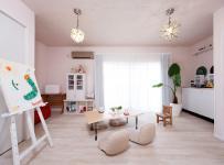 日式简约风公寓休闲区设计