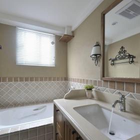衛浴改為淋浴盥洗及泡澡二間