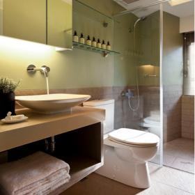 現代三居衛生間設計大全