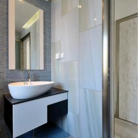 新古典衛生間浴室鏡圖片