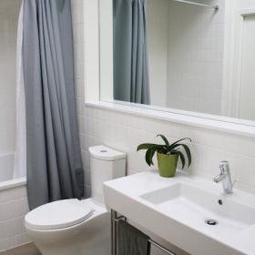 簡約家居衛生間圖片