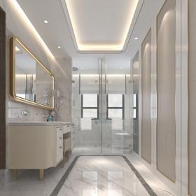 580平簡歐風格別墅大宅——衛生間