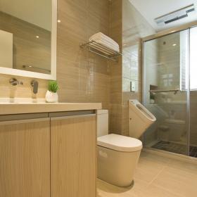 125平復式現代簡美風格裝修—衛生間