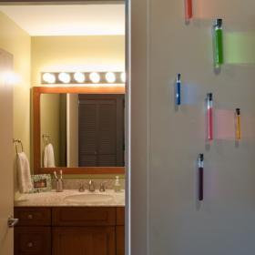 簡約風格公寓式住宅衛生間裝修設計