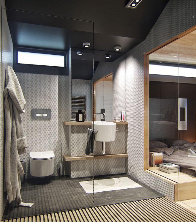 衛生間 小空間也能裝出大感覺