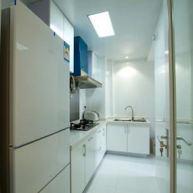 雅致簡約兩居室裝修效果圖之廚房