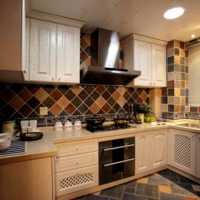 地中海風格廚房裝潢