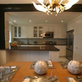 混搭風格兩居室廚房設計