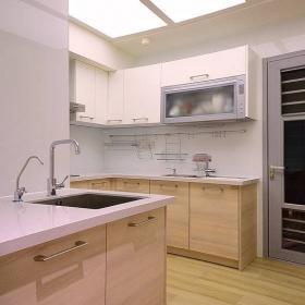 獨立的廚房空間